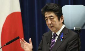 Prime Minister Abe Talks Up Japan-Australia 'Special Relationship'