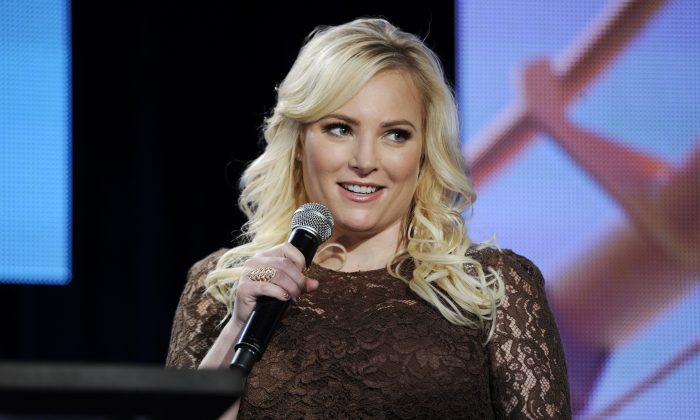 Meghan McCain at an event in  Jan. 11, 2014, in Pasadena, Calif.  (Chris Pizzello/Invision for Participant Media/AP Images)