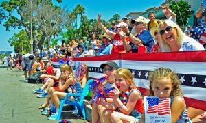 110th Huntington Beach Parade Celebrates Freedom in California