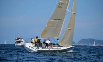 Perfect Weather for Summer Sailing