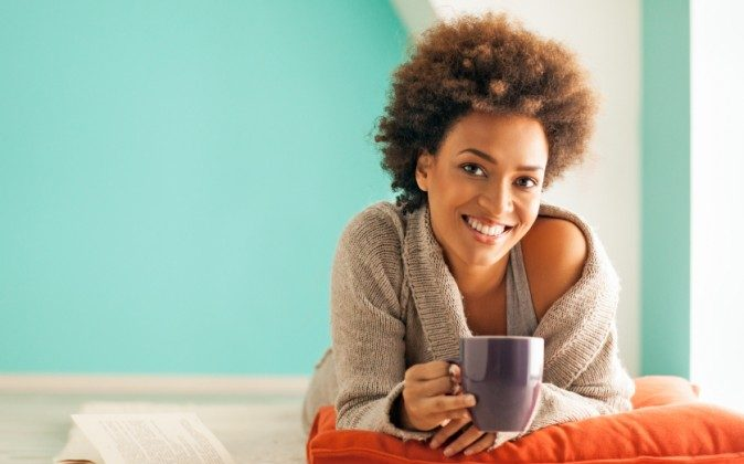 """How to be happy"" is googled 55,600,000 times a month in the United States. (Shutterstock*)"