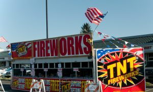 51 Tons of Illegal Fireworks Confiscated