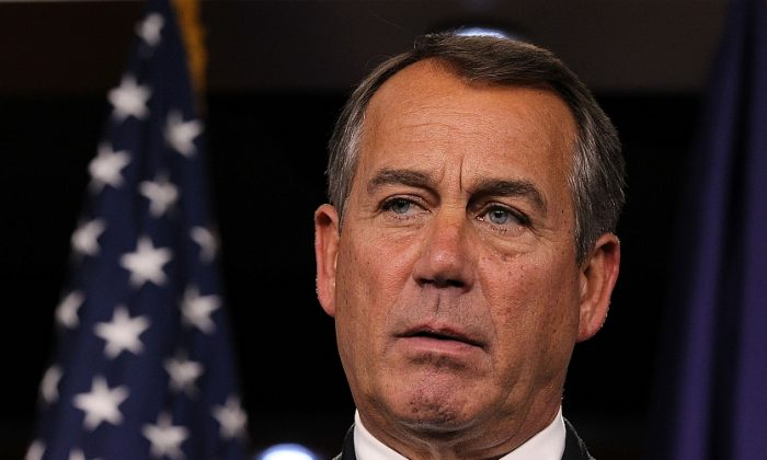 Speaker of the House Rep. John Boehner (R-OH) (Alex Wong/Getty Images)
