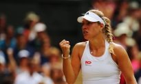 Kerber Ousts Sharapova From Wimbledon Women's Singles