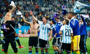 FIFA 14 Simulation Predicts Argentina-Germany World Cup Final