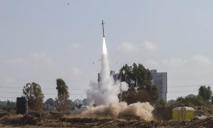 Rockets Fired Into Israel, Military Says 2 of Them Intercepted