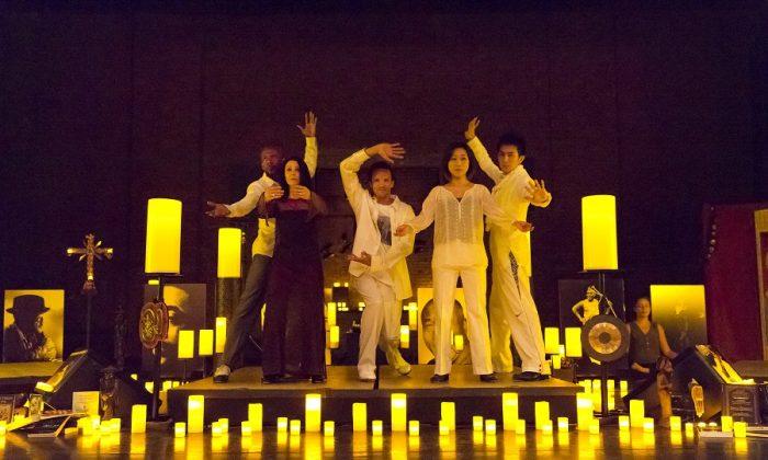 """Savion Glover's """"OM"""" Seeks Transcendence Through Tap Dance"""