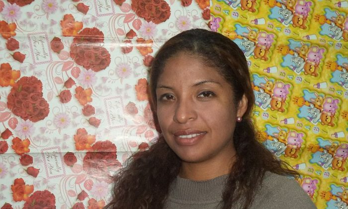 """Lima, Perú: Livia Sáenz, 30, Health Visitor: Young couples in my country have little chance of home ownership. First, you have to have a down payment of more or less 30% of the value of the house. Sometimes you find scam companies that do not give you the house on time, or even at all. You ask for your money back, and when you get it back, it's less than 50% of the total. I mean what is going on here is the worst of all scenarios. Companies """"screen"""" without funds. This is what I have drawn from my experience when I decided to buy a house with my husband four years ago. A lot of effort was put into saving for the house because salaries are not that good."""