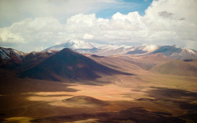 Atacama Desert (Shutterstock*)