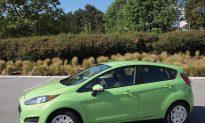 2014 Ford Fiesta 1.0-L EcoBoost