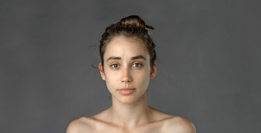 A photo of Esther Honig, unedited. Honig asked photo editors from around the world to change her photo to meet the standards of beauty in their respective countries. (Courtesy of Esther Honig)