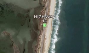 Outer Banks, North Carolina: One Road In, One Road Out (Video)
