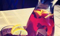 Recipe: Pomegranate and Raspberry Iced Tea