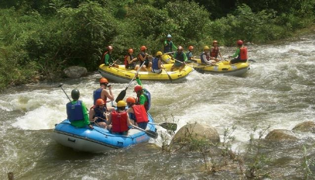 Rafting on the Phang Nga River (MyDestination.com)