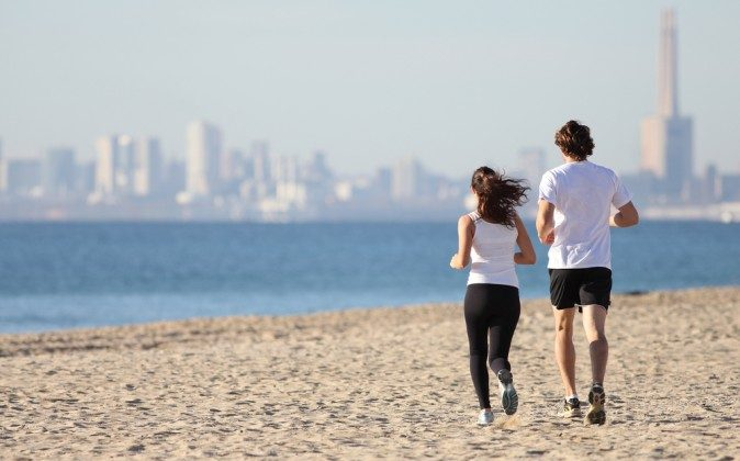 Pack your exercise clothes in your suitcase (Shutterstock*)