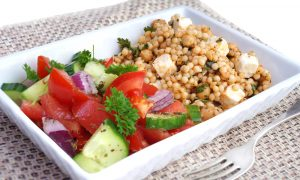 Recipe: Pearl Couscous Salad