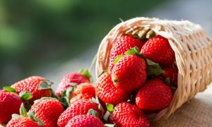 Health Benefits of Strawberries According to Traditional Chinese Medicine