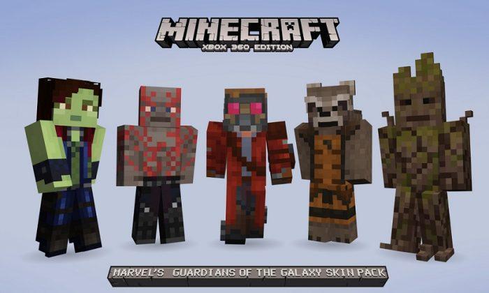 minecraft suit and tie skin