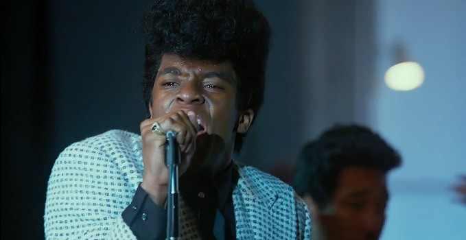 Chadwick Boseman Electrifies Audiences as Soul Music Superstar James Brown