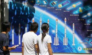 China Covers Up Anti-Satellite Test, Again