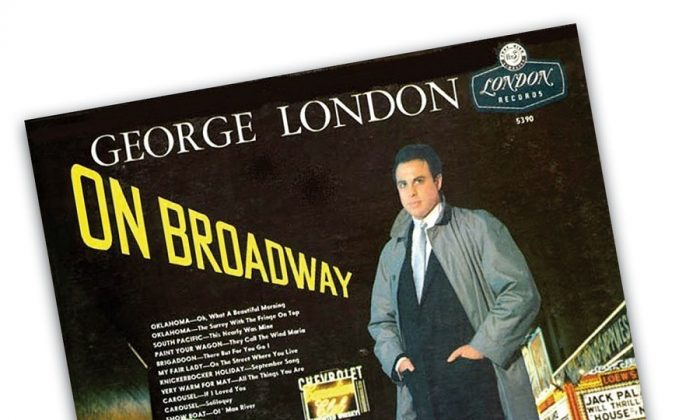 The Great American Bass-Baritone Singing Show Tunes and Wagner Arias