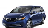 Honda Odyssey Is the Go-To Bus for the Child-Endowed