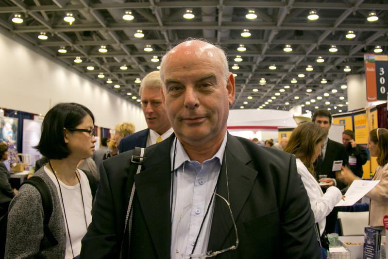 Professor Jacob Lavee, director of the Heart Transplantation Unit at Israel's largest medical center, Sheba Medical Center. (Alex Ma/ Epoch Times)