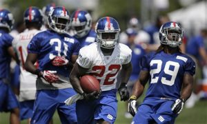 New York Giants Rumors: David Wilson Injury Spells End of Career?