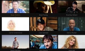 CMA Music Festival 2014: Artist Lineup in Nashville Includes Blake Shelton, Carrie Underwood, Justin Moore, Motley Crue (+TV, Live Stream Info)