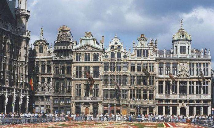 Grand-Place, Brussels (The Travel Magazine)