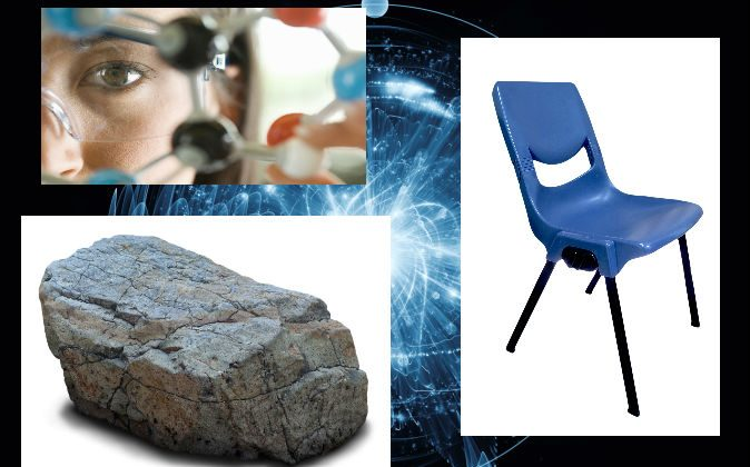 Could chairs, rocks, molecules, and the other myriad things in existence have consciousness? (Thinkstock)