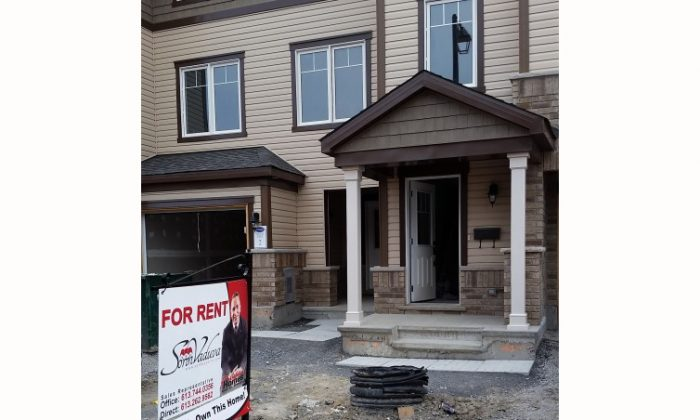 This property in Ottawa is an example of one that was recently closed and will be used for a rent to own. (Innovalty Investments)
