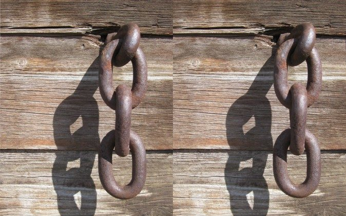 A new law aims to eliminate the national practice of shackling people with mental disorder (Colynn, CC BY 2.0)