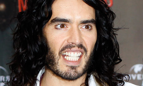 Rabblerouser Russell Brand - Will His Mouth Get His Career In Trouble?