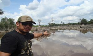 Rivers Too Polluted for Drinking in Indonesia