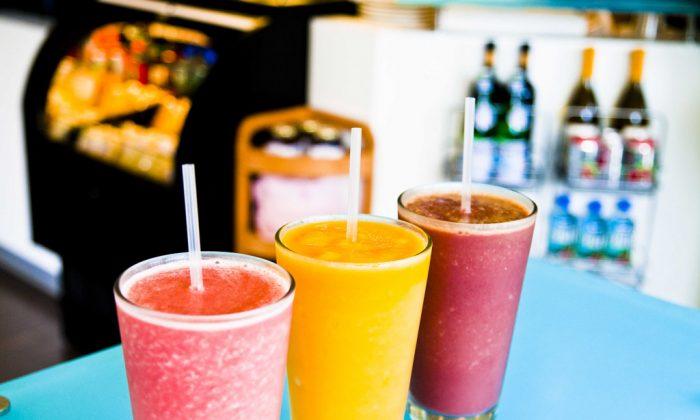 Luckily, we can still enjoy smoothies. (Ken Hawkins, CC BY)