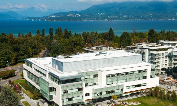University of British Columbia, 2012, by Martin Dee