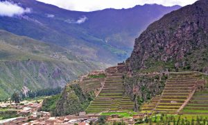 Ollantaytambo, Peru - The Stop Between Cuzco and Machu Picchu