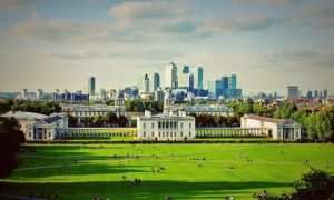Where is the Best View of London?