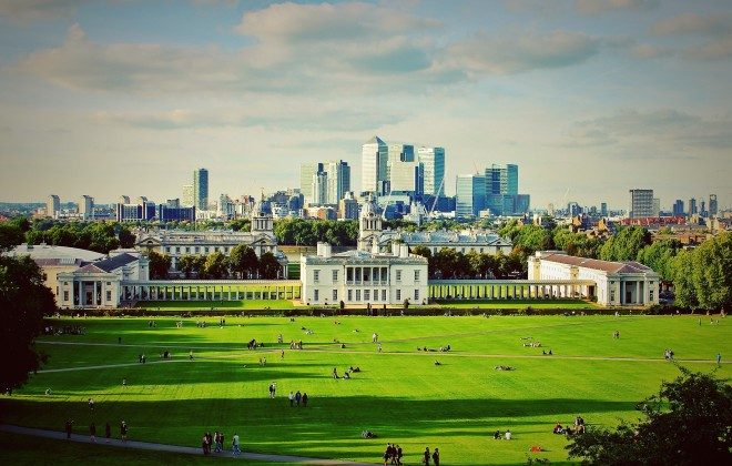 London Greenwich (The Culture Map)