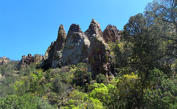 Big Bend Chisos Mountains  (Traveling Ted)