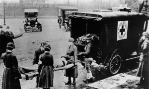 World War I's Role in the Worst Ever Flu Pandemic