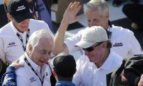 AJ Allmendinger Provides A Lift On Tragic Weekend For NASCAR