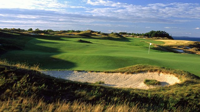 Whistling Straits in Kohler, Wis., will host its third PGA Championship in 2015. (PGA of America)