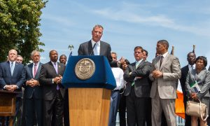 30 Democratic Mayors Meet in NYC to Discuss Income Inequality