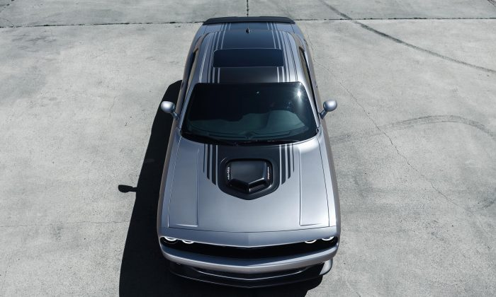 2015 Dodge Challenger (Courtesy of Dodge)