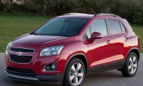 Chevrolet Adds Trax Crossover to Lineup