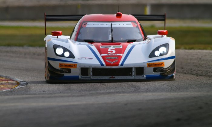 Action Express won its third TUSC race and stretched their points lead at the Continental Tire Road Race Showcase from Road America Sunday afternoon. (Halston Pitman/MotorSportsMedia)