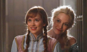 Once Upon a Time Season 4: Frozen Adaptation to Include Flashbacks