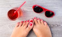 Beware of the Summer Pedicure Risks